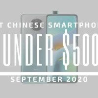 TOP 5 hot κινέζικα smartphones με τιμή έως $500! (Σεπτέμβριος 2020)