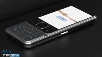 Nokia 6300 4G (2020)