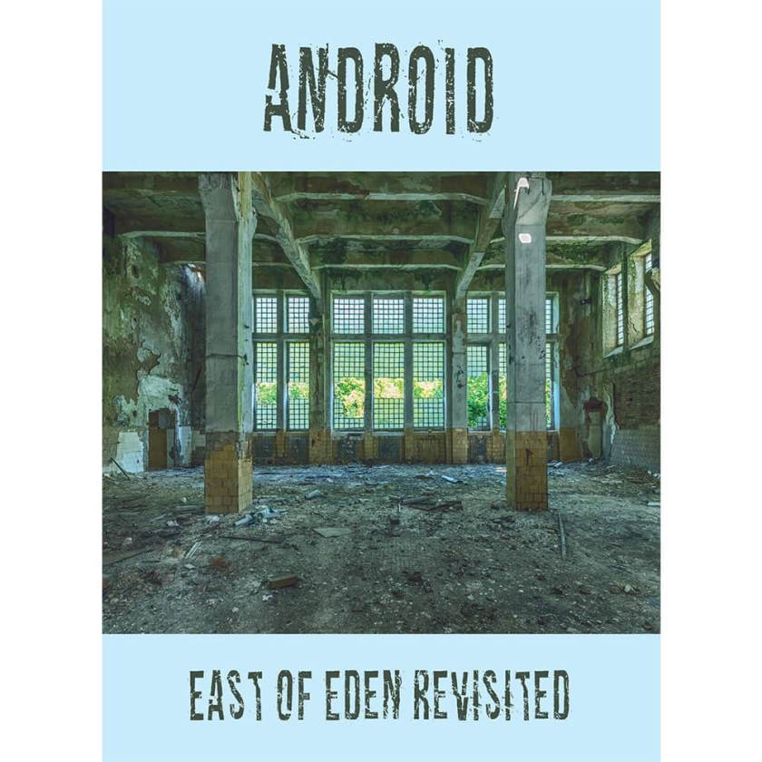 Android – East Of Eden Revisited (DVD) cover