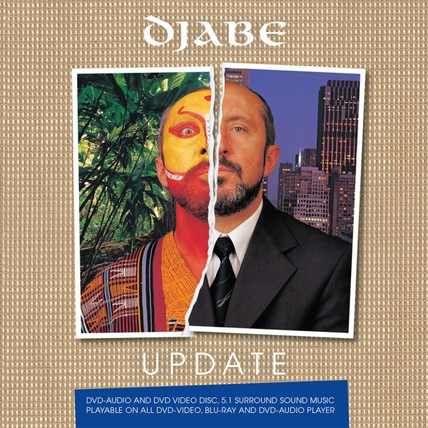 Djabe – Update (DVD-Audio 5.1) cover