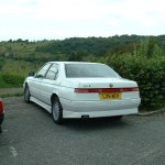 View Of Alfa Romeo 75 1 8 Turbo Photos Video Features And Tuning Gr8autophoto Com