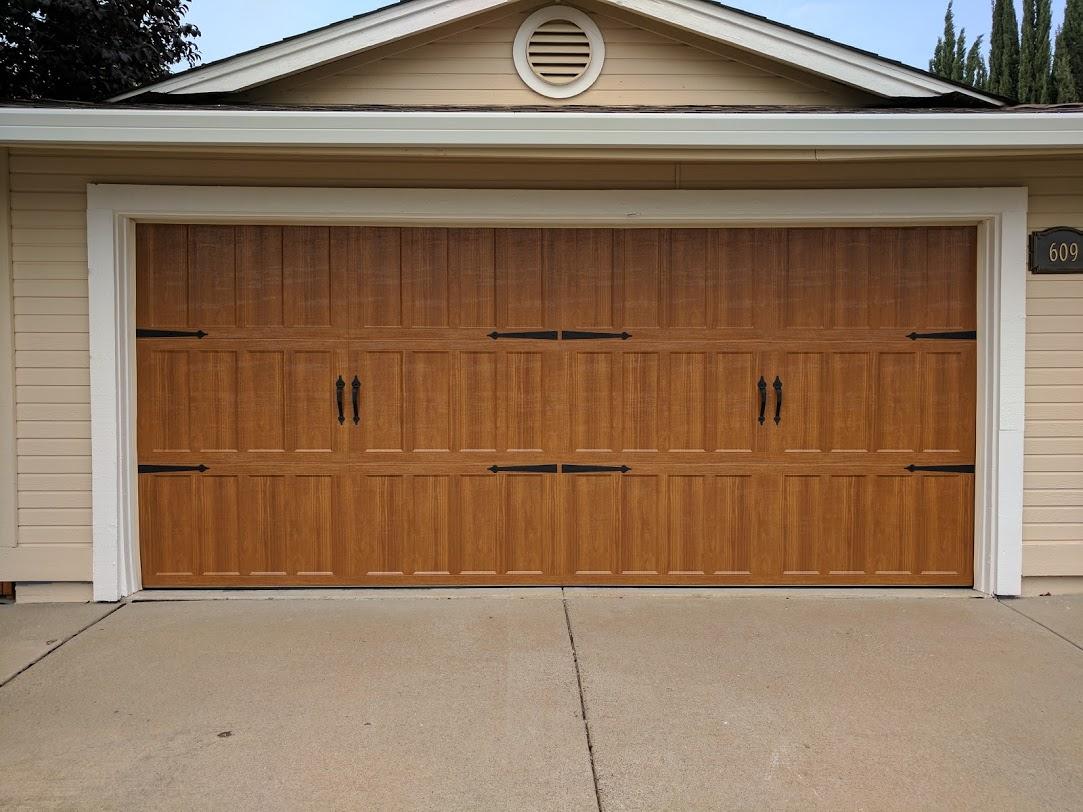 Amarr classica cl1000 installation gr8 garage door for Highest r value garage door