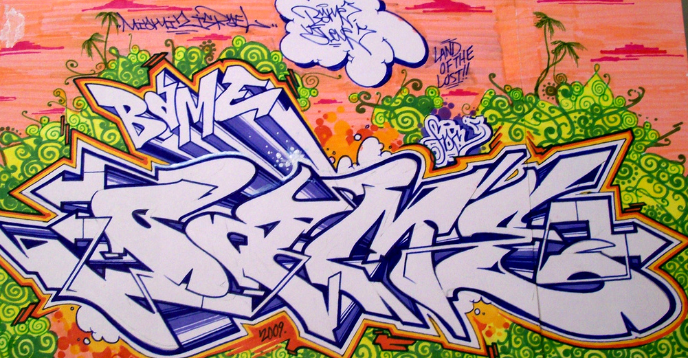 Bame by Abner