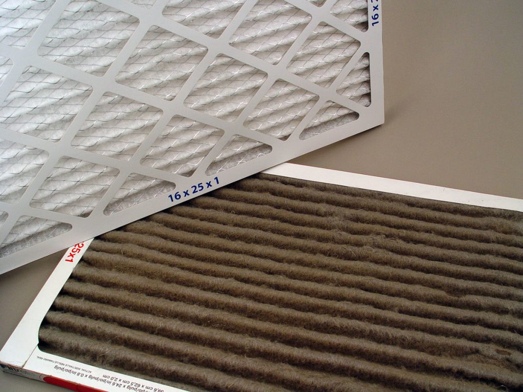 Time to change air filter