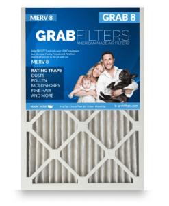20x25x5 air filters