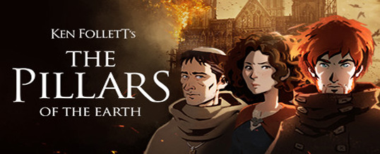 Free Steam Key: Ken Follett's The Pillars of the Earth (Giveaway)