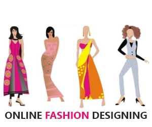 Start Online Fashion Designing