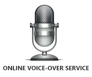 Provide Voice Over Service