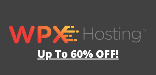 WPX Hosting Coupon