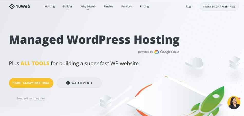 10Web Hosting