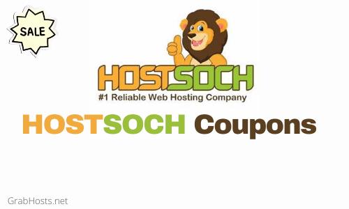 HostSoch Coupon Code