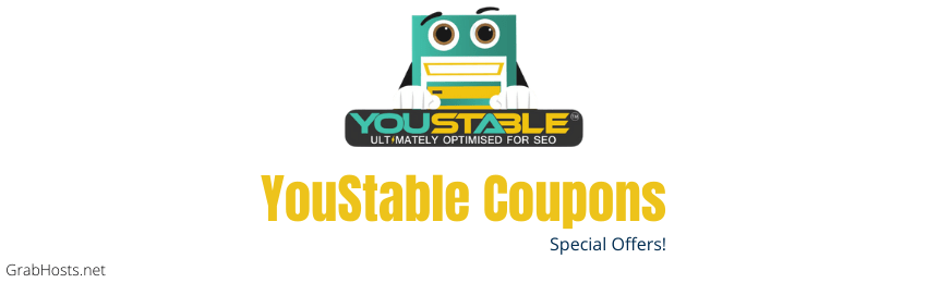 YouStable Coupon