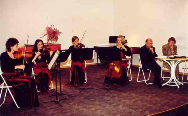 Kwartet symyczkowy iaktorzy
