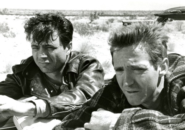 Robert Blake and Scott Wilson in IN COLD BLOOD (1967), directed by Richard Brooks.