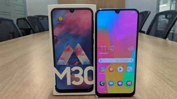 Samsung Galaxy M30 - Can This Compete?