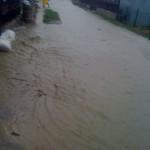 Поново поплављена дворишта у Грачаници