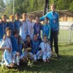 Mlade nade srpskog fudbala iz Gračanice