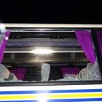 Гораждевац: Каменован српски аутобус