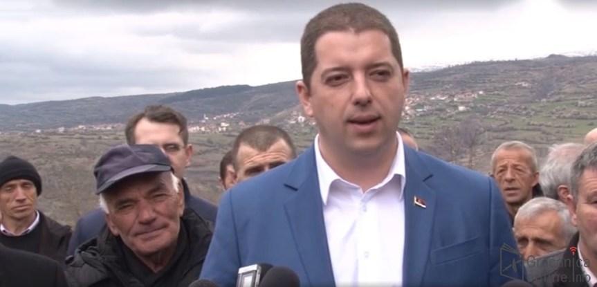 Ђурић и Шарчевић сутра у Хочи и Ораховцу