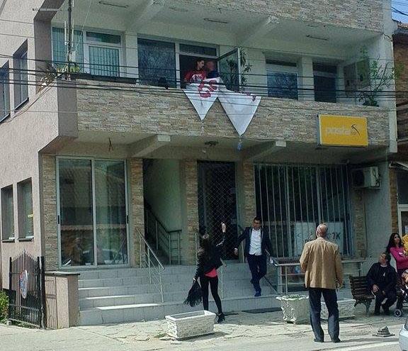 Инцидент приликом посете Дачића Грачаници