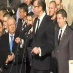 Aleksandar Vučić u poseti severu Kosova