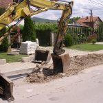 Почела реконструкција улице Томислава Секулића