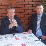 Štrpce: Zvonko Mihajlović se sastao sa ambasadorom Čepurinom