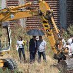 Нису пронађени никакви посмртни остаци у близини храма Христа Спаса