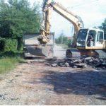 Почела реконструкција пута Суви До – Ново Насеље