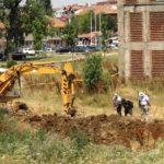 Трећа фаза ископавања у близини храма Христа Спаса
