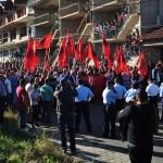 Канцеларија за КиМ: Масовна манифестације мржње према Србима из Мушутишта