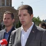 Marko Đurić: Neka radost Hristovog rođenja podari mir i snagu našem narodu na Kosovu i Metohiji