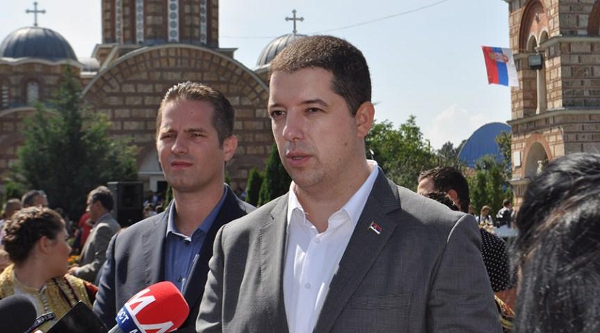 Марко Ђурић: Разлози за почетак српског политичког бојкота косовских институција, нису отклоњени