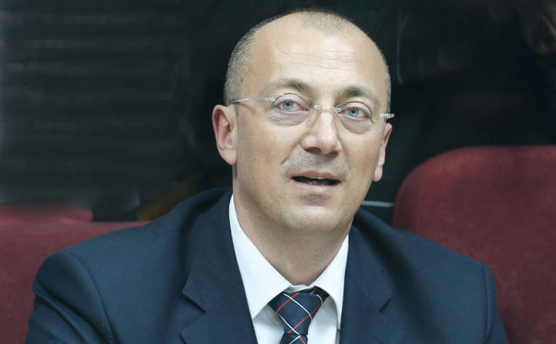 Ракић: Међународне снаге најхитније да реагују и заштите безбедност грађана