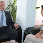 Ambasador Mađarske posetio opštinu Severna Mitrovica