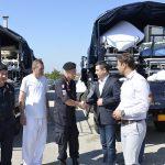 Италијански карабињери донирали болничке кревете за КБЦ Приштина са седиштем у Грачаници