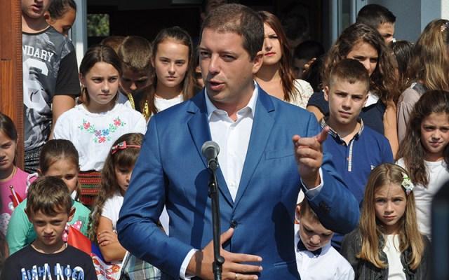 Otvorena nova škola u Vidanju