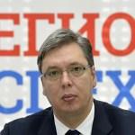 Vučić dolazi u Mitrovicu i Gračanicu