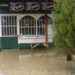Киша и трећи дан, поплављена многа дворишта у општини Грачаница