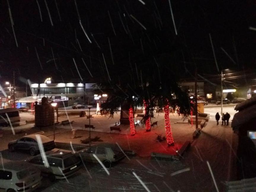 Kada padne prvi sneg….