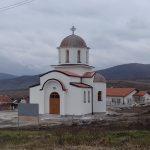 Завршена црква Св Анастасије Српске у Новом Бадовцу