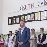 Далибор Јевтић у Косовском Поморављу