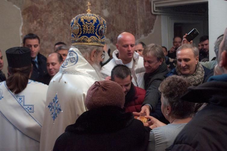 Obeležena slava u crkvi Svetog Nikole u Prištini