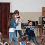 Ivan Tomić i Teatar Geto obradovali mališane u Donjoj Brnjici