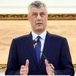Hašim Tači: Poslanici odgovorni za izolaciju građana Kosova