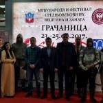 На међународном сајму туризма у Београду, изузетно интересовање за штанд Туристичке организације Грачанице