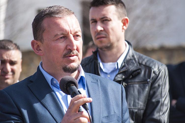 ЦИК: Саша Милосављевић, први међу кандидатима Српске листе