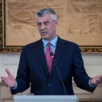 Хашим Тачи: Процес формирања војске Косова, незаустављив процес