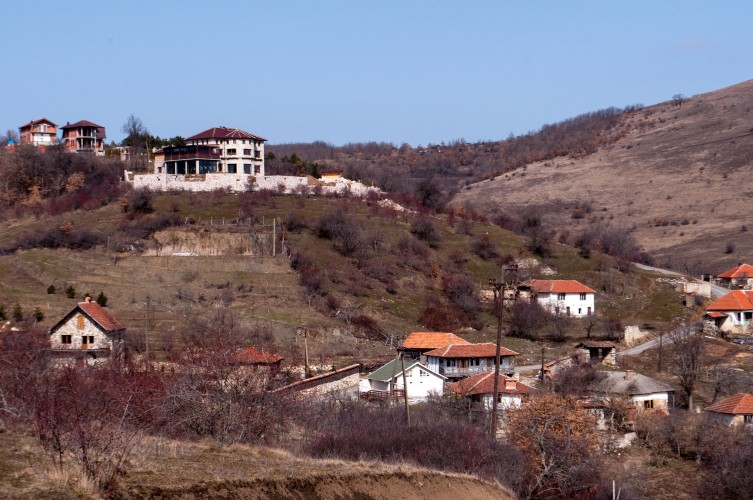 Slivovo, mesto gde se dodiruju 21. i 19. vek