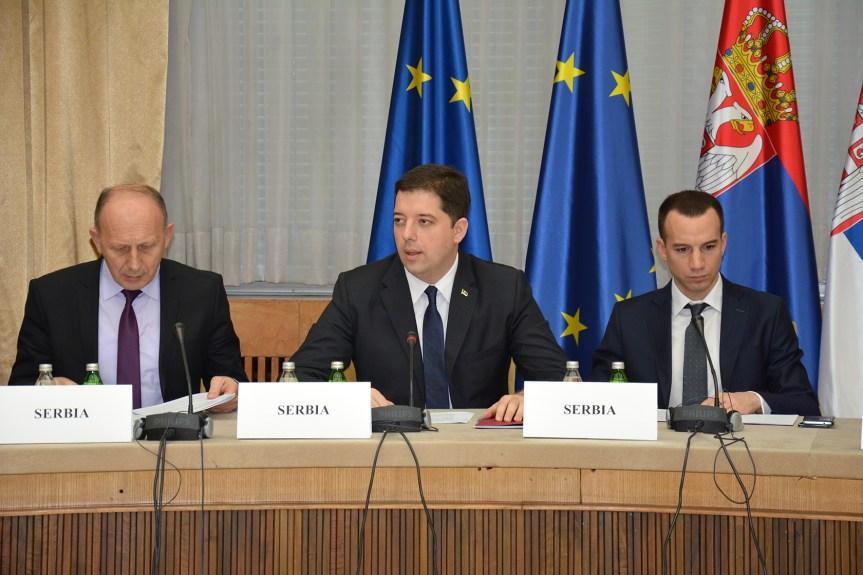 Ђурић члановима (COELA): Приштина избегава да спроведе договорено
